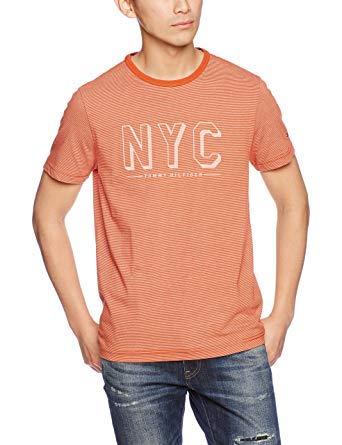 Tommy Hilfiger Stan C-nk tee S/S RF Camiseta para Hombre