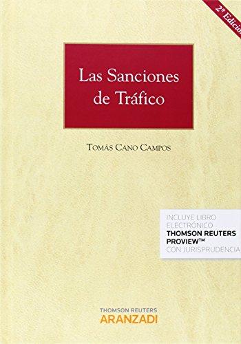 Las sanciones de tráfico por Tomás Cano Campos