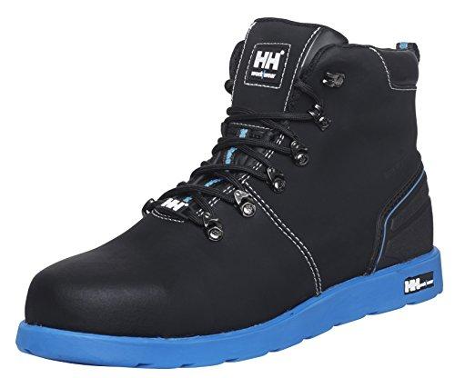 Helly Hansen Workwear Sicherheitsstiefel S3 Frogner 78252 Arbeitsschuhe schwarz/blau Gr. 46
