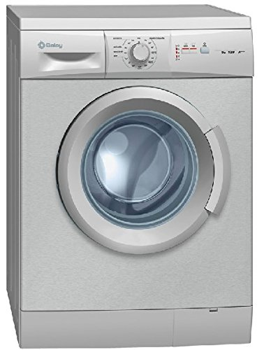 Balay 3TS863XA Independiente Carga frontal 6kg 1000RPM A+++ Gris, Acero inoxidable -...