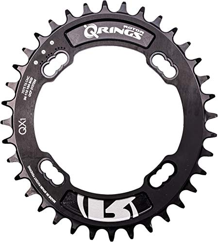 Plato Ciclocross Rotor Q-ring QCX1 BCD110x5 44T