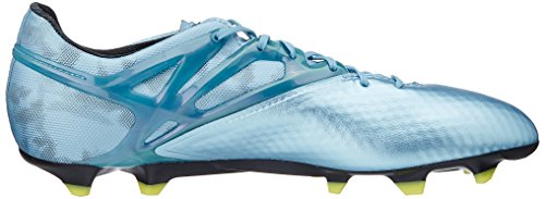 adidas Messi 15.2 Firm Artificial Ground, Chaussures de football homme Azul / Amarillo / Negro