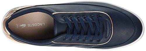 Lacoste - Lyonella Lace 316 3, Scarpe da ginnastica Donna Blu (Blau (NVY 003))