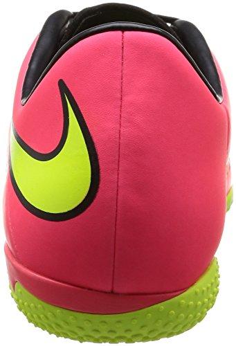 Nike Hypervenom Phelon Ic, Chaussures de football homme Multicolore (Brght Crmsn/Vlt-Hypr Pnch-Blck)