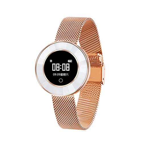Knowin Smart Watch Kappe Digitaluhr Fitness Armbanduhr Fitness Tracker Smartwatch Wasserdicht IP68 Aktivitätstracker Schrittzähler Armbanduhr Schlafanalyse Kalorienzähler SMS Bluetooth Tracker