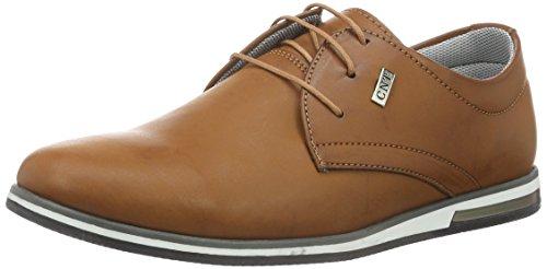 Tamboga Unisex-Erwachsene 211 Low-Top Braun (Brown 08) 44 EU