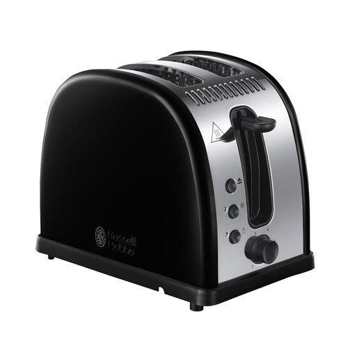 Russell Hobbs 21293 Legacy 2 Slice Toaster - Black by Russell Hobbs