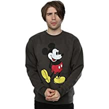 Disney Classic Mickey shirt Mouse Kick Homme Sweat vOg1Of