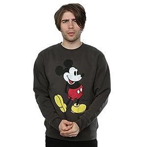 498f327e8 Disney hombre Mickey Mouse Classic Kick Camisa de entrenamiento
