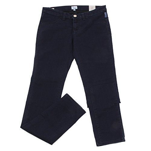 4147V Jeans Bimba Armani JUNIOR Jegging Blu Denim Pant Trouser Kid Girl [12 years] - Armani Junior