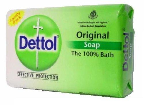 Dettol Family Size Bar Soap (125GM)
