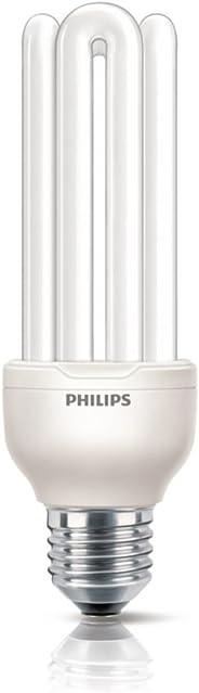 Philips Bombilla de Tubo de bajo Consumo 872790090292100 E27, 23 W, Color Blanco, 15.2x4.1x15.2 cm