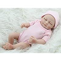 28 CM Reborn Baby Doll Silicone Vinyl Lifelike Newborn Doll Toddler Cute Baby Doll Gift Bonecas Baby Doll Princess girl real Reborn babies
