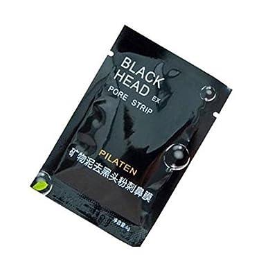 PIL'ATEN 20 x Mineral Mud Blackhead Removal Nasal Membranes Cleasing Strips (Black2 by PIL'ATEN