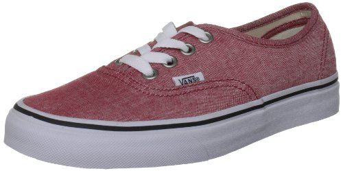 Vans Zapatillas Authentic Cham Burdeos EU 45 (US 11.5) 8CxKq3D