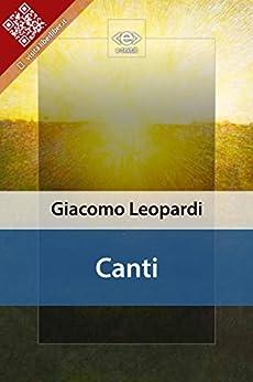 Canti di [Giacomo Leopardi]