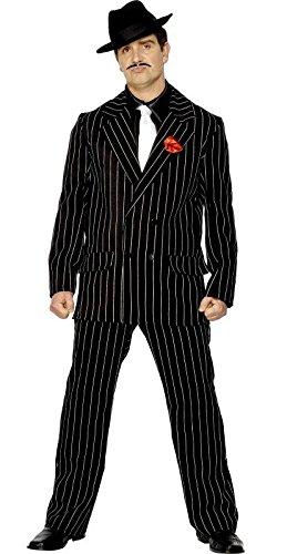 idealWigsNet Zoot Anzug Kostüm