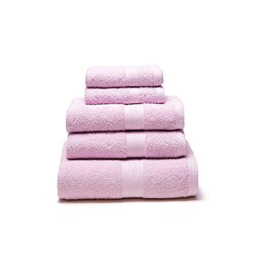 Sancarlos - Juego de 5 toallas YANAI