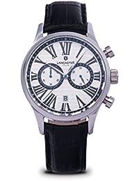 Reloj Lancaster Italy - Hombre OLA0672L/SS/BN/NR