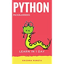 Learn Python  in 1 Day: Complete Python Guide with Examples