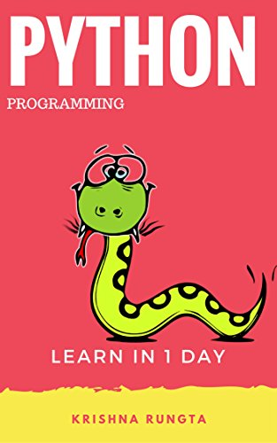 Learn Python  in 1 Day: Complete Python Guide with Examples (English Edition)