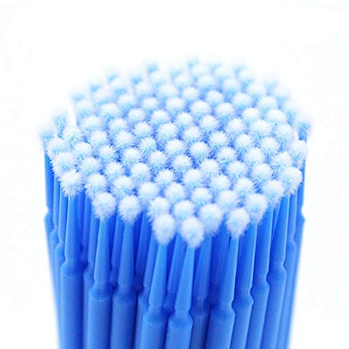Wattestäbchen Applikatorbürsten Für Kosmetische Schönheit Make-Up Tools 1 Beutel (Farbe Wie Gezeigt) -