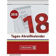 Brunnen Abreißkalender 52x70mm Kalendarium 2013