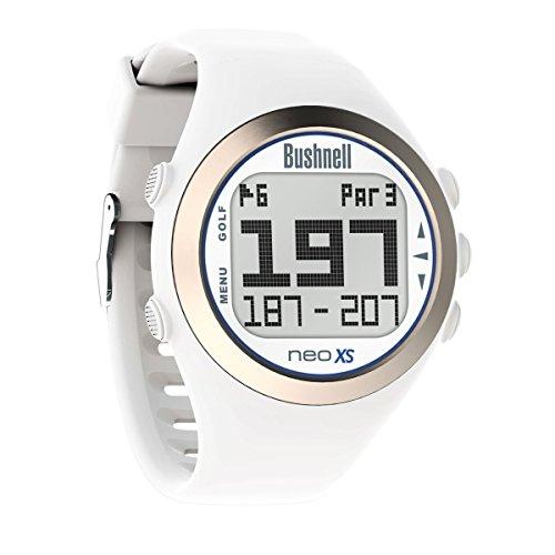 Bushnell GPS Entfernungsmesser Neoxs Golf Uhr, Weiß, 368552