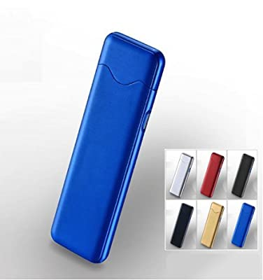 Electronic cigarette lighter USB rechargeable flameless by THE NAMCHE BAZAR