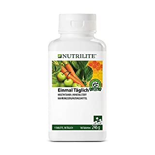 Einmal Täglich Großpackung NUTRILITETM - 180 Tabletten / 246 g - Amway - (Art.-Nr.: 5718)