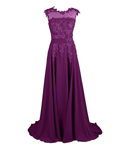 KA Beauty - Robe - Fille Violet - Violett - Grape