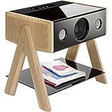 La Boîte Concept Cube Thruster Chêne Mat - Enceinte acoustique sans fil