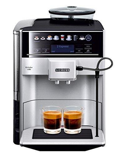 Siemens Siemens Kaffeevollautomat EQ.6Plus – TE653501DE
