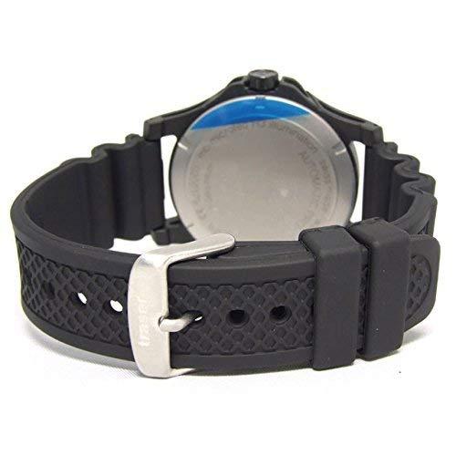 Traser reloj militar reloj mil-g automático Pro automático negro ~ blanco p6600.9a8.13.01Hombres 9031538