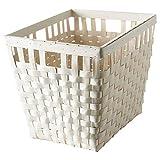 IKEA ASIA KNARRA Korb, Weiß