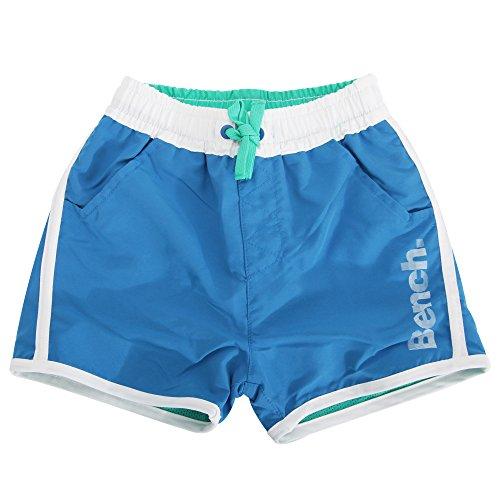 Bench Kinder/Jungen Breakerwave Bade-Shorts mit Kontrast (13-14 Jahre (164)) (Blau)