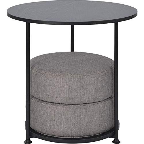 Mesa de café Mesa de centro multiusos del lado de la tabla lateral ...