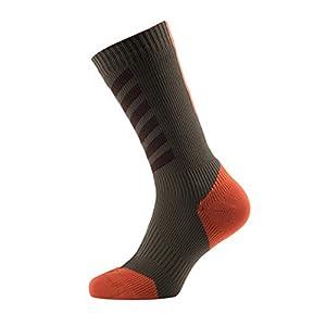 sealskinz mtb waterproof sock with hydro stop