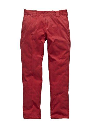 Dickies Hose C 182 Gd, Pantalon de Sport Homme Rouge (english red)