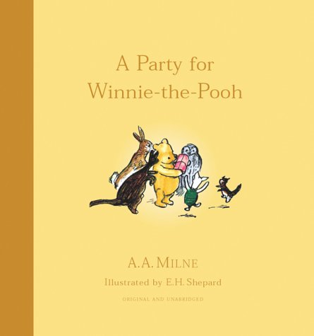 A party for Winnie-the-Pooh