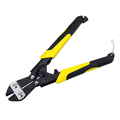 Mhomrs 8 Zoll Mini Bolzen Cutter Stahl Bar Clamps Zangen Handwerkzeuge Drahtzangen -