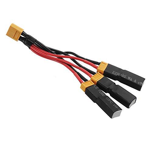 LaDicha 3 in 1 DIY Resistore Scaricatore per Drenare La Batteria di Smaltimento