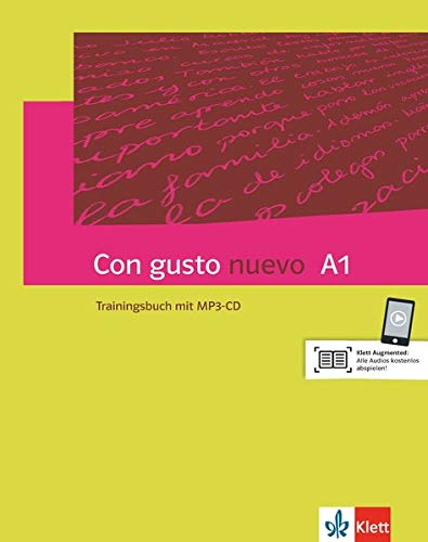 Con gusto nuevo A1: Trainingsbuch + MP3-CD