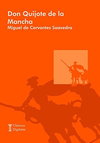 Don Quijote de la mancha (Clásicos) por Miguel De Cervantes