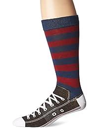K. Bell Socks Men's Rugby Sneaker Sock