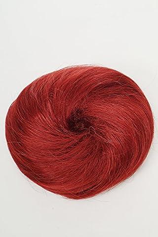 WIG ME UP - Dutt Haarknoten Bun Haarteil 60er Jahre