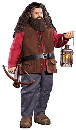 Harry Potter My Favourite Movie Actionfigur 1/6 Rubeus Hagrid 40 cm Star Toys Figures