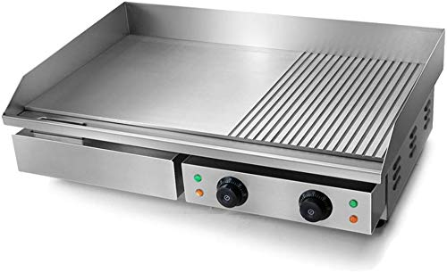 WSJ Huifang Barbecues dainkaolu Elektrobackofen Rauchfreier, temperaturgeregelter Elektrobackofen Herd auf Haushaltsebene Handkuchen - Weber Ring Grill