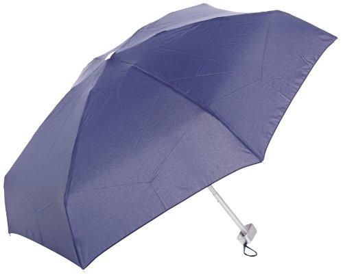 Samsonite 45456.1439 Parapluie pliant Alu Drop Indigo Blue