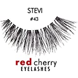 Red Cherry False Eyelashes #43